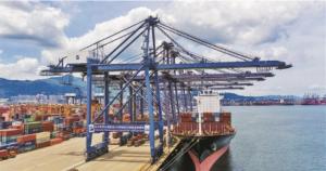 中国華地域初の越境EC高速海運快線を開通